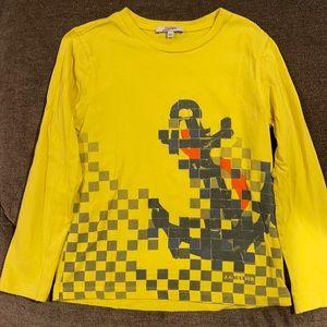 Junior  Gaultier boy's long sleeve shirt